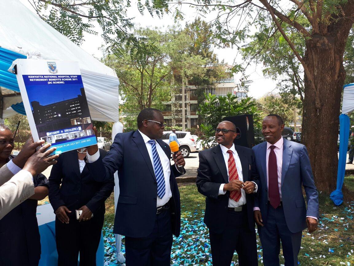 Kenyatta National Hospital Pension Scheme – Strategic planning
